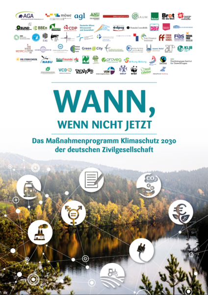 Maßnahmenprogramm Klimaschutz 2030