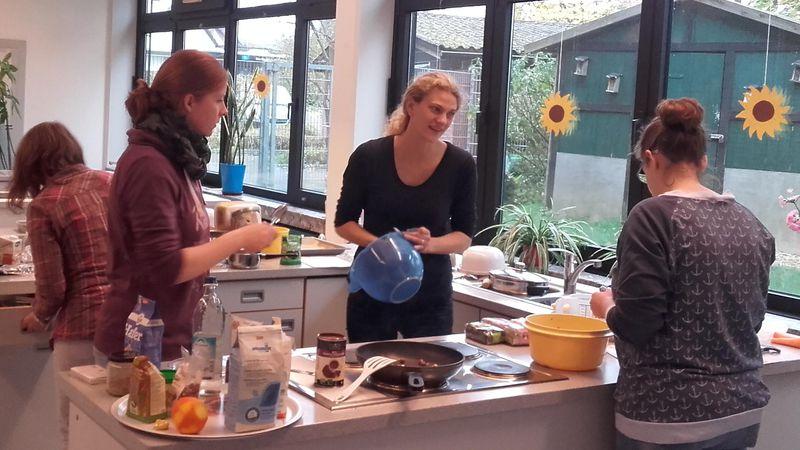 Klimakochen mit dem BUND